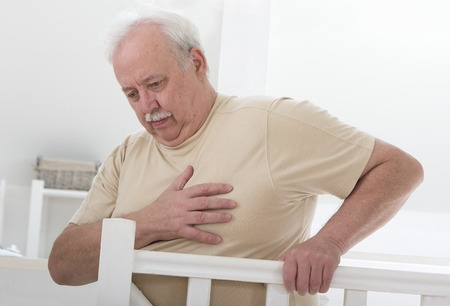 overweight heart attack